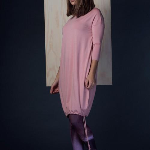 dresses and skirts Vilma powder pink