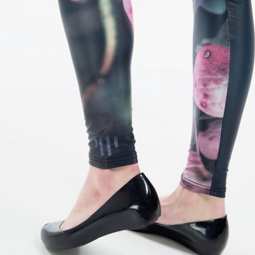Leggings Hydrangea black