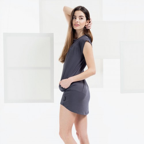 dresses and skirts Naja grey
