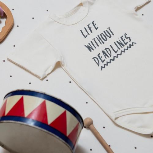 dětské oblečení Deadlines body béžová