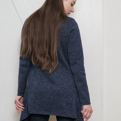 women sweatshirt and sweaters Saraw blue