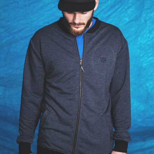 men sweatshirt Oliver navy