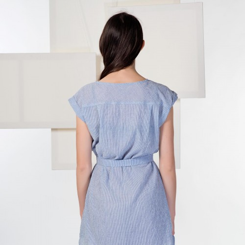 dresses and skirts Marlene stripe