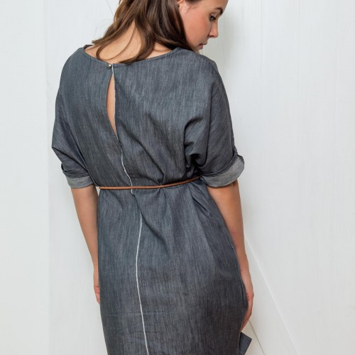 dresses and skirts Nina black