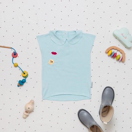 children's outfit Sofi mint
