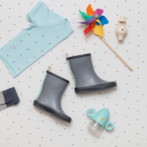 children's outfit Galo grey