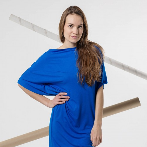 t-shirt for women Adina blue