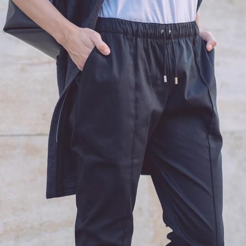 Kalhoty Puky černá