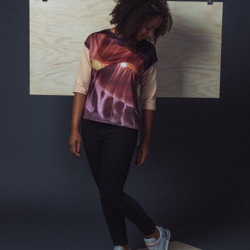 Dámské tričko Freya dune