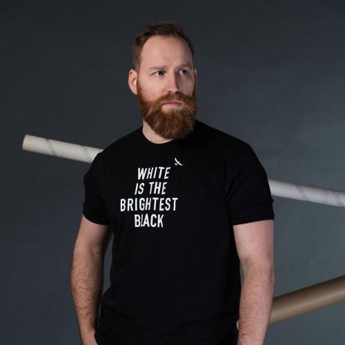 Dámské tričko Equality černá