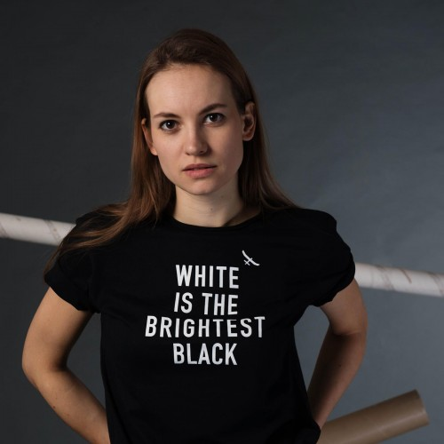 t-shirt for women Equality black