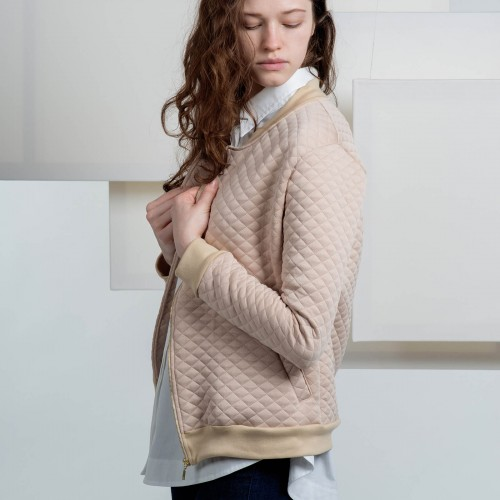 women sweatshirt and sweaters Dylan beige