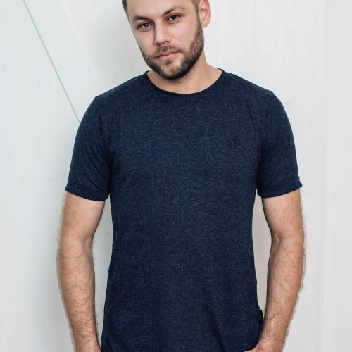 Pánské tričko Otto modrá