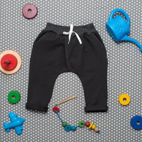 dětské oblečení Jackson Tmavě šedá