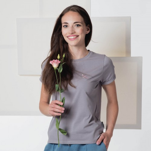 t-shirt for women Thea grey