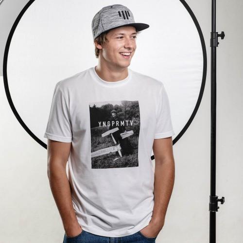 Pánské tričko Fail bílá