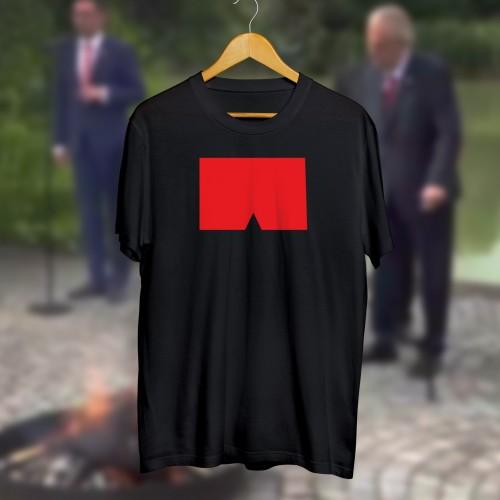Pánské tričko Trenažéry černá
