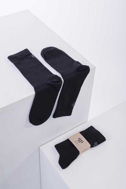 Spodní prádlo Fusky pruhy černá