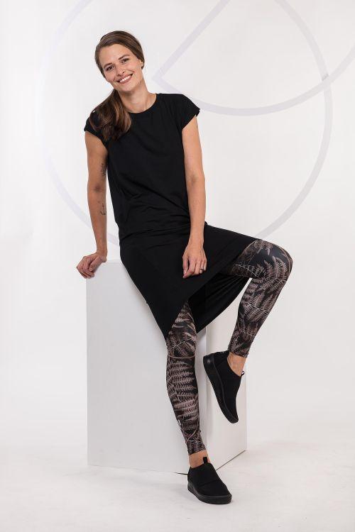 Šaty a sukně Naja 2.0 černá