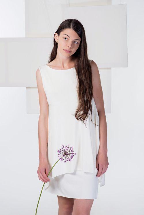 Dresses and skirts Agnes cream
