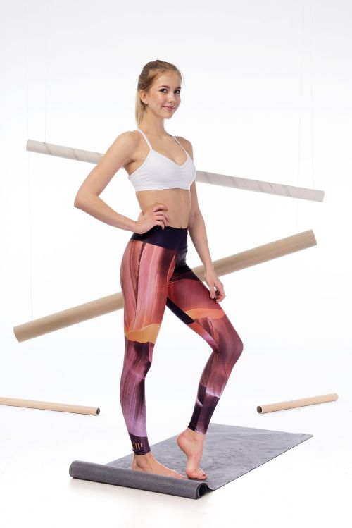 Leggings DUNE Pastel
