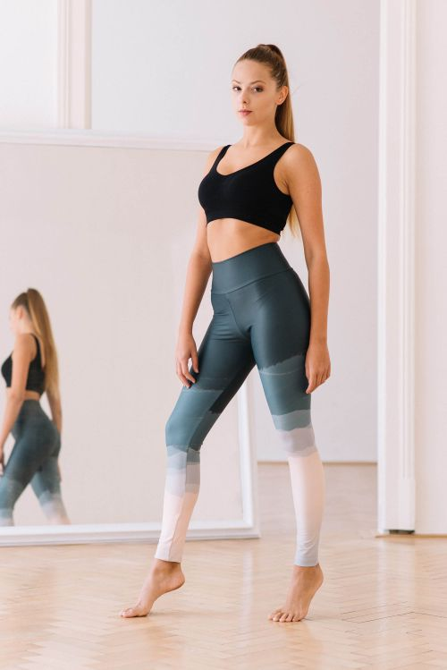 classic leggings Smoky mountains