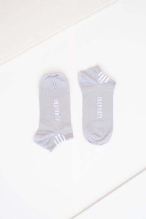pánské oblečení Fuski Basic šedá