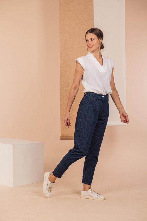 pants & shorts Gala Blue jeans