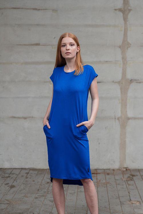 Šaty a sukně Naja 2.0 modrá