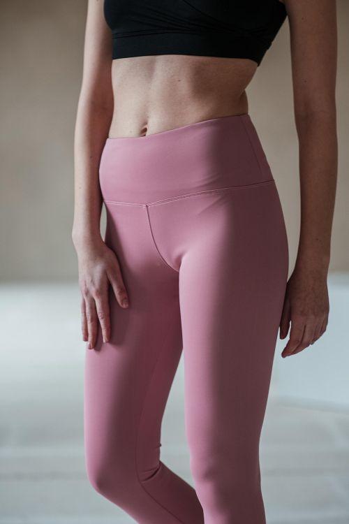 funkční legíny Leah pink