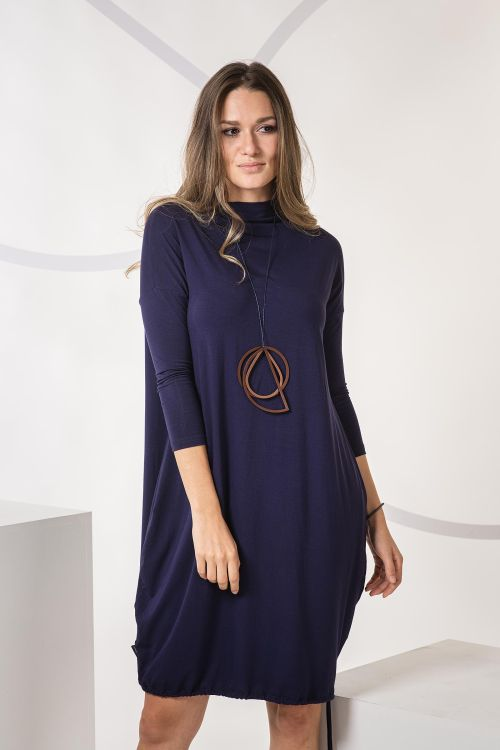 Dresses and skirts Vilma dark blue