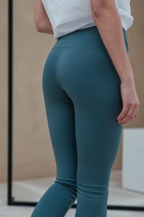 classic leggings Leah pastel green