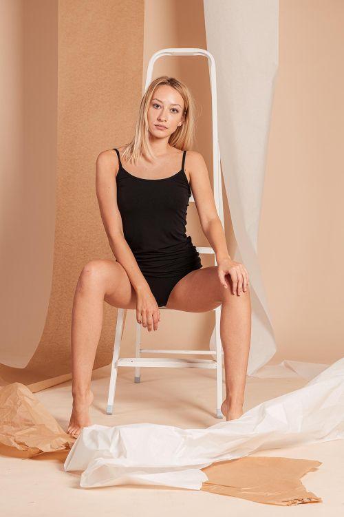 Spodní prádlo Tiana černá