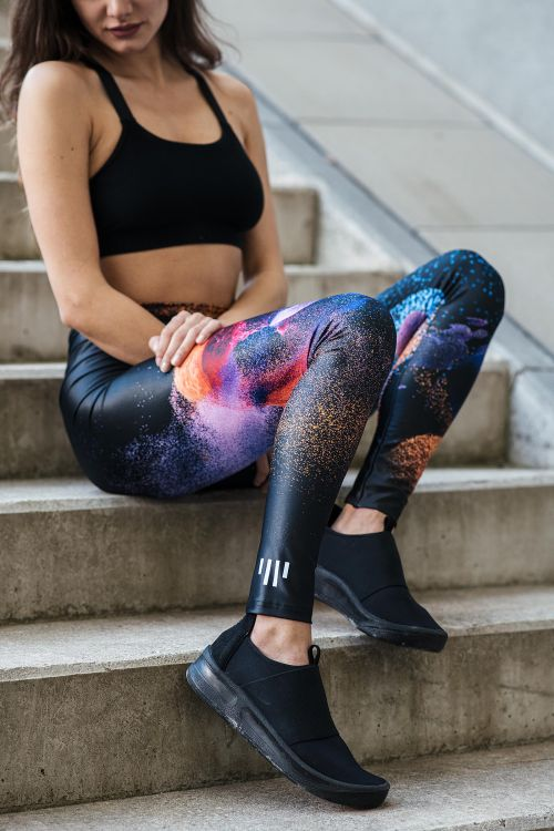 Leggings Caroline black