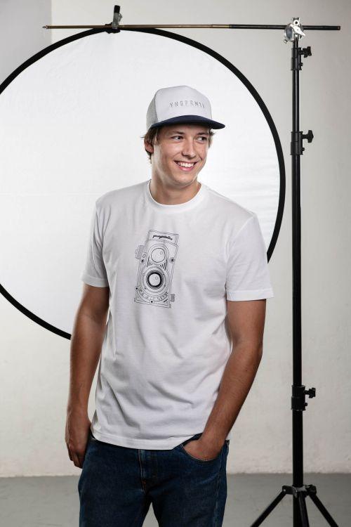 Pánské tričko Flexaret bílá
