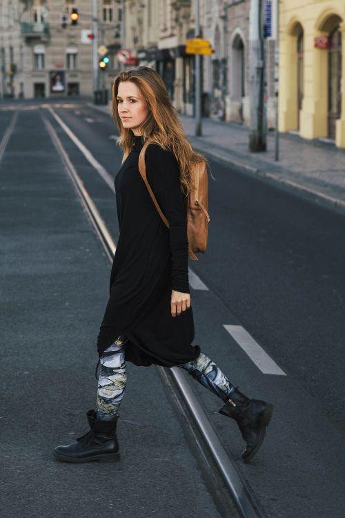 Šaty a sukně Vilma 2.0 černá