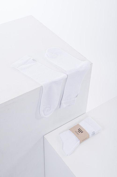 Spodní prádlo Fusky pruhy bílá