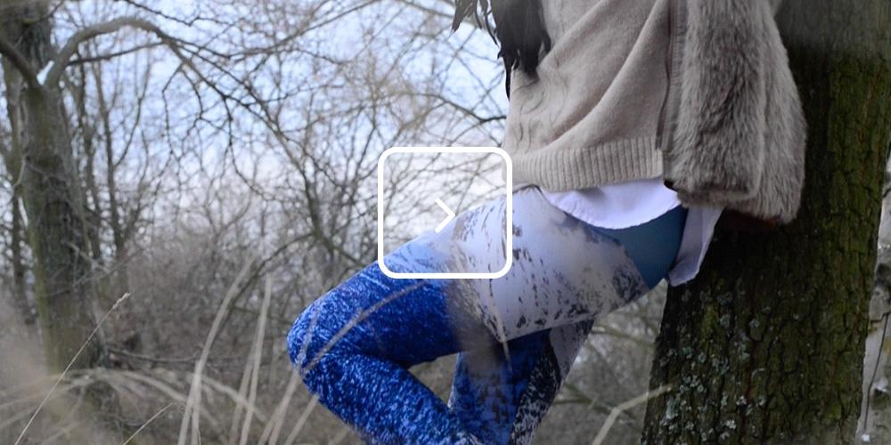 Leggings Fatra blue