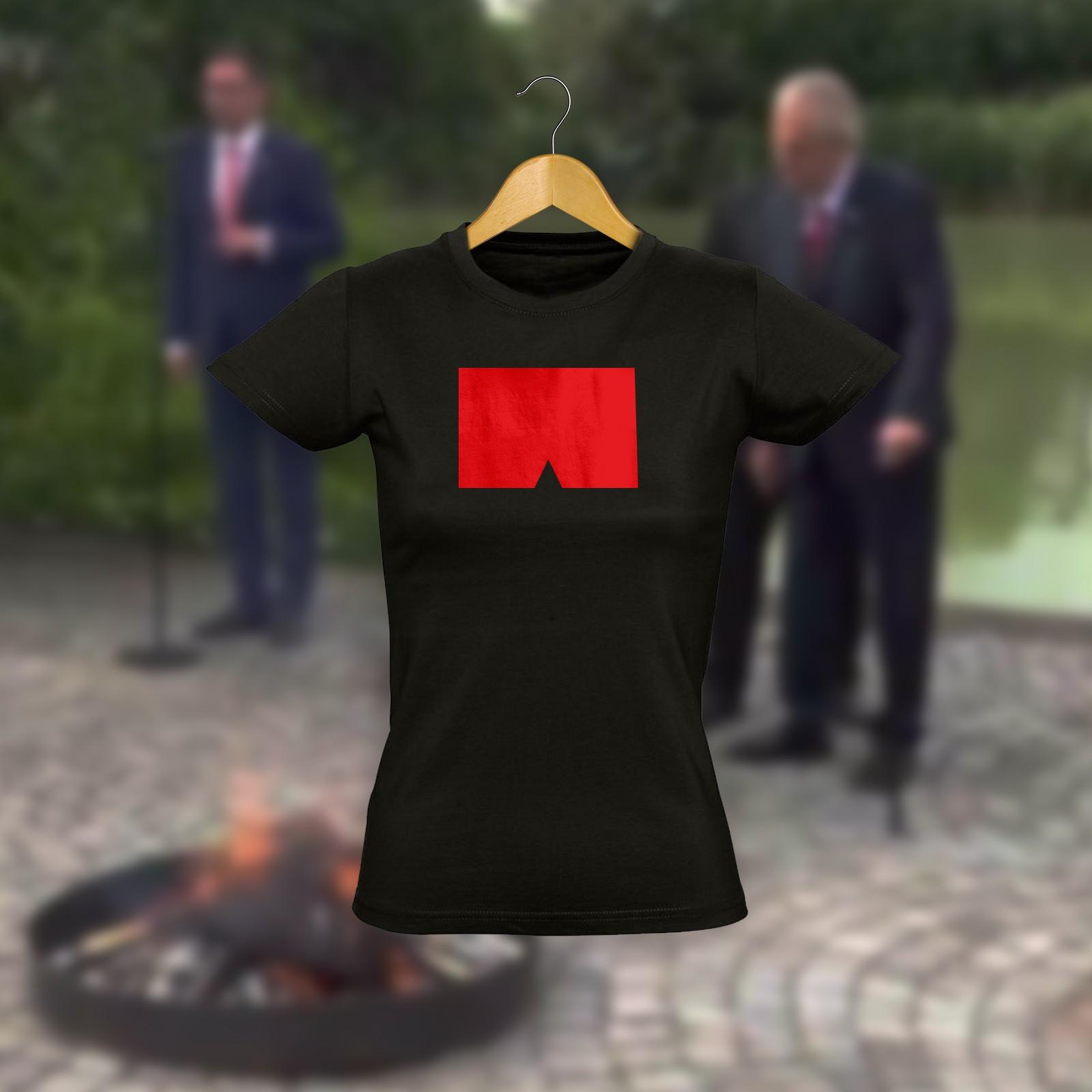 Dámské tričko Trenážérky černá