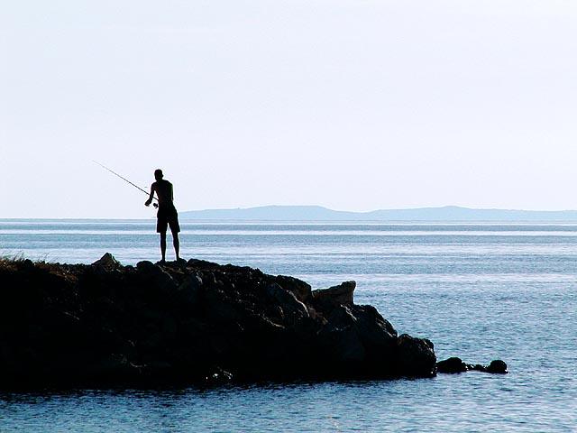Roman rybář - nulový úspěch