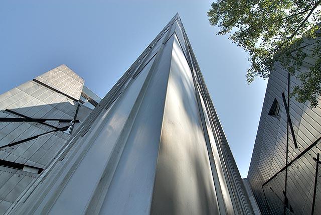 Libeskindovo židovské muzeum