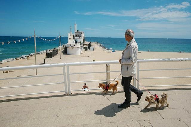 Procházka po pobřeží