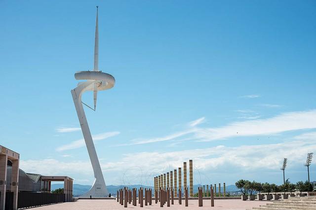 Areál Olympijského stadionu