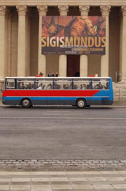 Fotky – Budapešť 2006