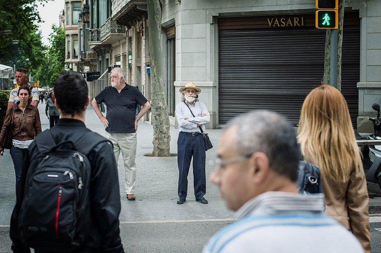 Fotky – Barcelona 2014