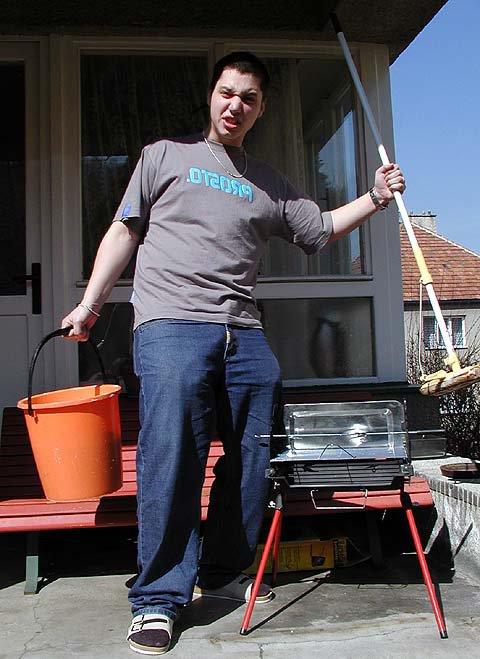 Fotky – Barbecue 2005