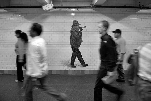 Fotky – New York B&W