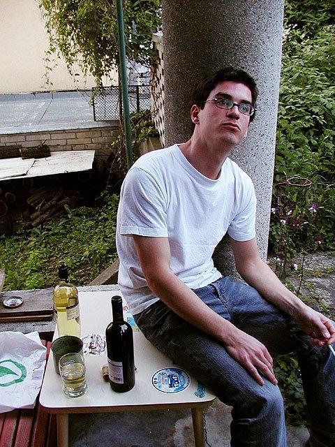 Fotky – Barbecue 2004