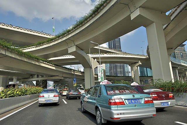 Fotky – Šanghaj 2010