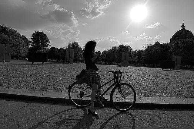 Fotky – Berlín & Amsterdam B&W